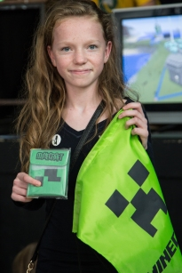 Caroline Curley Minecraft Party 2015 (54)